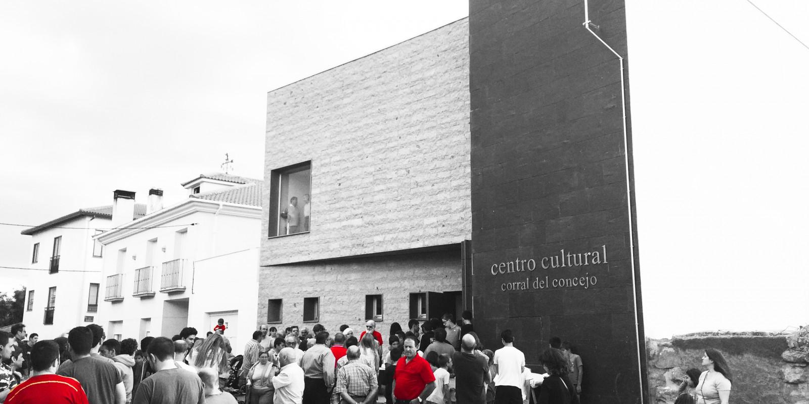 CENTRO CULTURAL CORRAL DEL CONCEJO