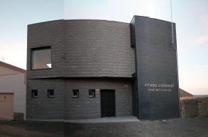 exterior centro cultural Navas de San Antonio