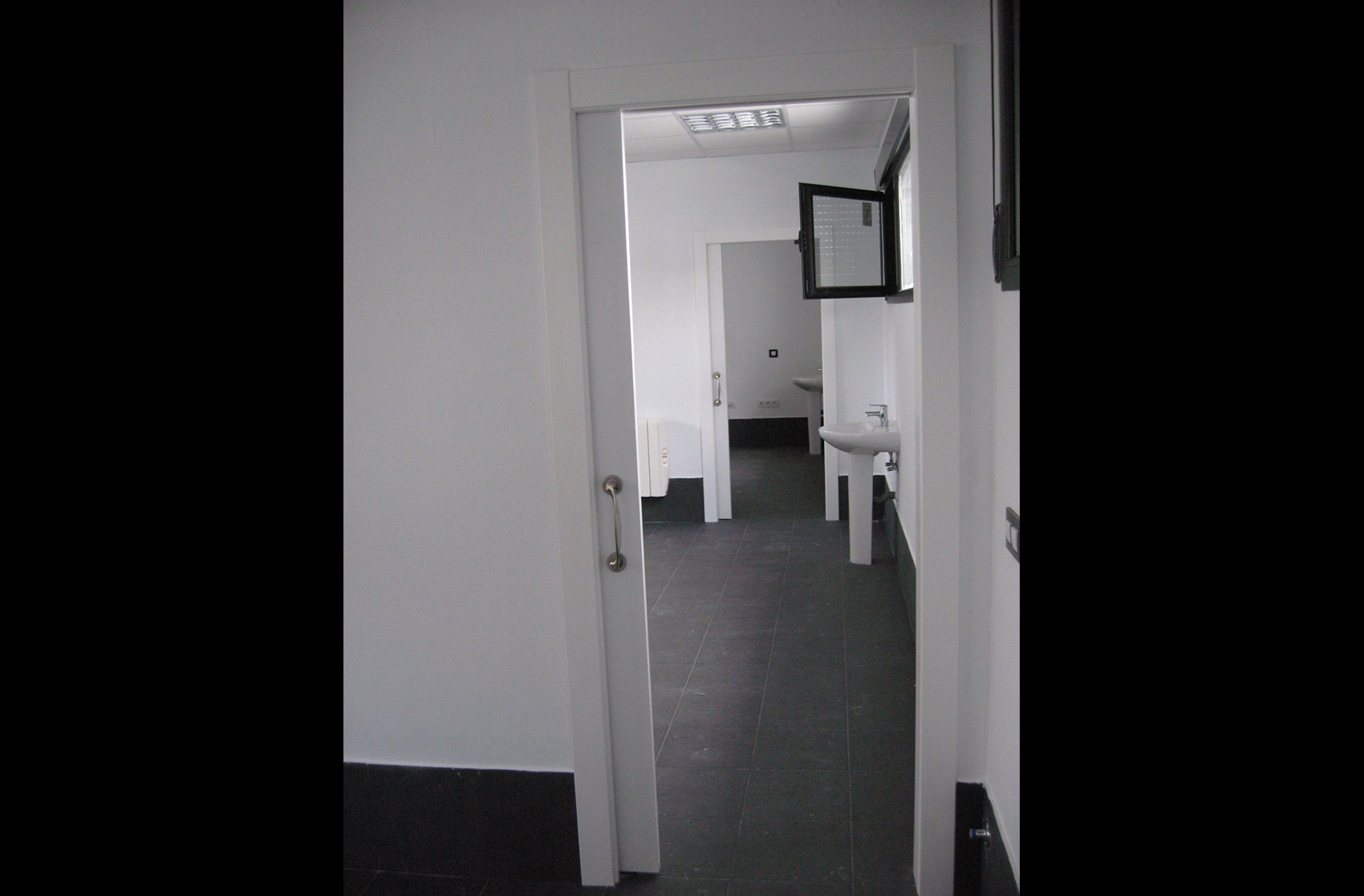 interior Centro Atencion Primaria Navas San Antonio