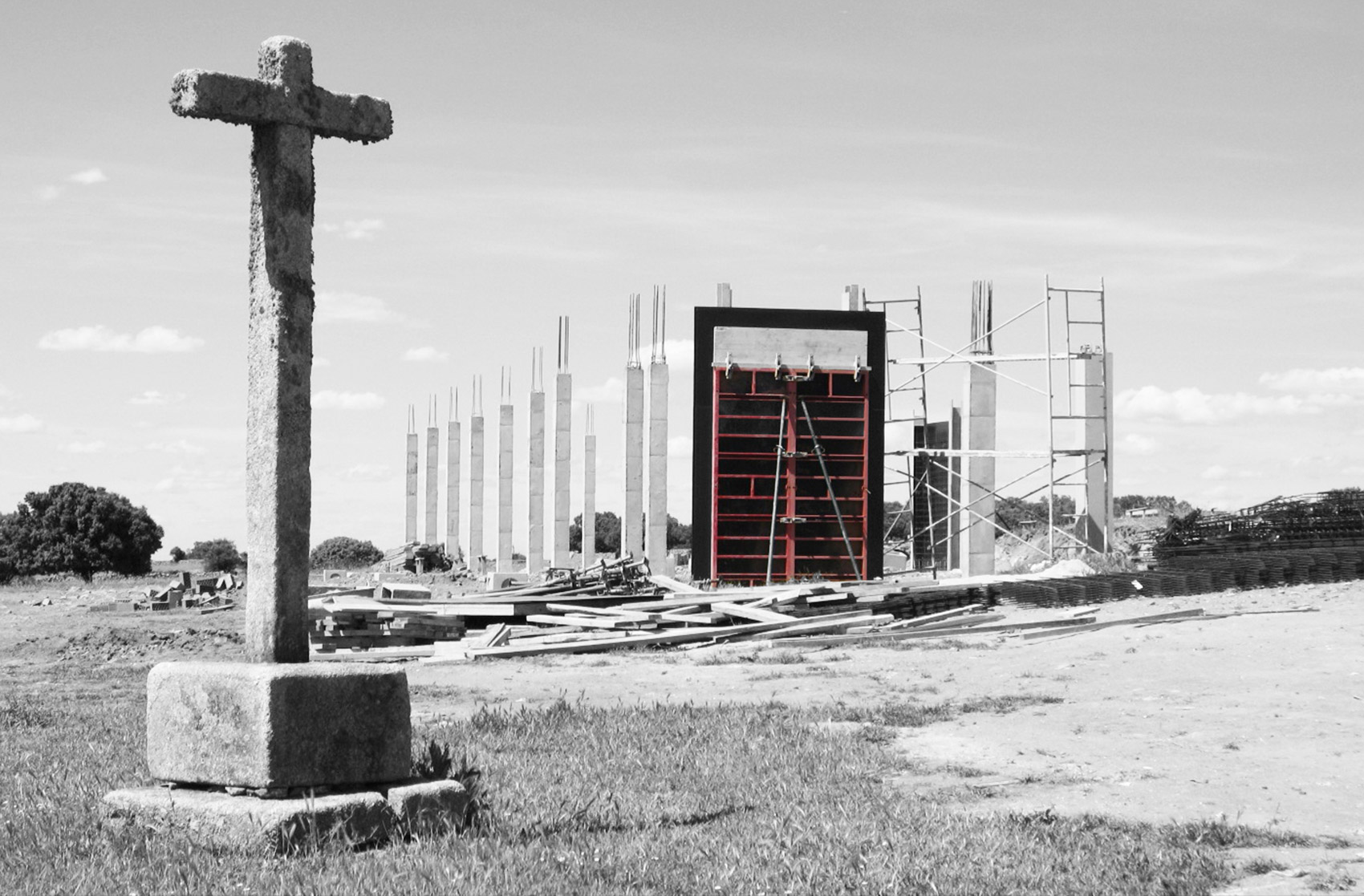 estructura Velatorio Navas de San Antonio