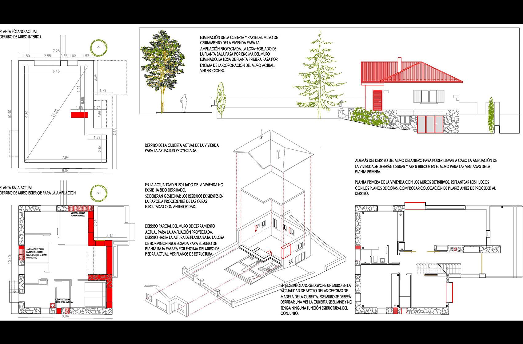 plano vivienda roberto L Garcia