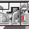 Cambio de Uso de local a vivienda en un bajo arquitecto de Borja