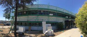 Oficinas Calordom arquitecto de borja