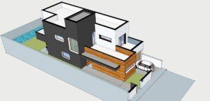 Vivienda Africa arquitecto de Borja
